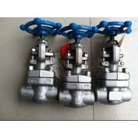 API 602 CL800 A105 FORGED STEEL RISING STEM TYPE GATE VALVE thumbnail image
