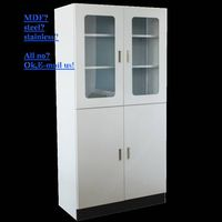 lab storage file cabinet in wood/ steel/ metal furniture with cheap price thumbnail image
