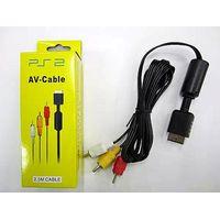 1:1 Neutral PS2/PS3 AV Cable thumbnail image
