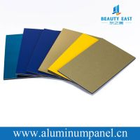 Aluminum composite panel ACP ACM