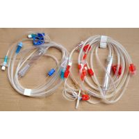 hemodialysis blood tubing line