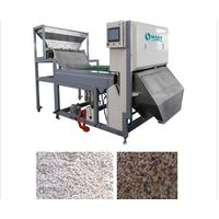 High frequency and single valve Color Sorter Machine for Quartz thumbnail image