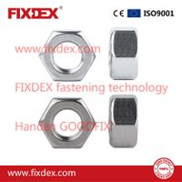 DIN934 standard hex nut Stainless steel hex nut(SS316,SS304) thumbnail image