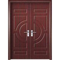 MDF PVC Paint-free Doors