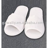 Cotton Slipper (B,open toes)