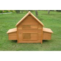 Wooden Chicken Coop (CKH009)