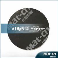 Thick 5mm AlMgB14 target-Aluminum-magnesium boron target--sputtering target(Mat-cn) thumbnail image
