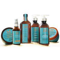 Feature: Moroccanoil Moisture Repair Shampoo Restores shine and softness High performance Condit thumbnail image