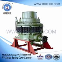 Low Cost For Maintaining PY Series Spring Cone Crusher For Iron Ores