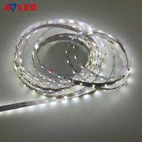 Adled Light 5m per roll dc 12v 24v smd 3528 60leds flexible led strip for makeup showcase