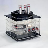 Wholesale Plastic Acrylic Storage Organizer Lipstick Holders For Cosmetic