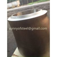 forged ASTM A182 F347H UNS S34709 reducer pipe fittings coupling plug union weldolet elbow tee cap thumbnail image
