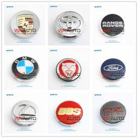 high quality and different car logo wheel caps