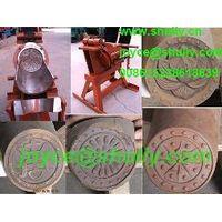 Manual Roof Tile Making Machine 008615238618639 thumbnail image