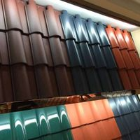 cheap price kerala glazed roof tiles