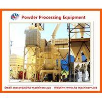 Powder Processing Equipment---- talc, calcium carbonate, carbon black, kaolin, bentonite, mica thumbnail image