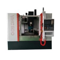VMC HIgh precision Vertical CNC Machining Center Metal Milling Machine For Sale