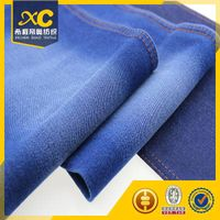 98%cotton 2% spandex denim fabric export to Kores