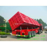 HOT SALE SINOTRUCK SIDE DUMPER TRUCK TRAILER