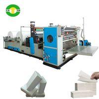 XY-BT-288B N-fold Hand Towel Paper Machine With Glue Lamination thumbnail image
