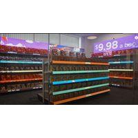 smart shelf display,electronic shelf label,shelf-edge LED