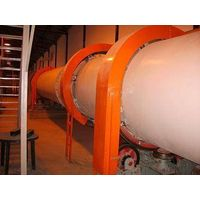 HZG-1800X14 rotary dryer is special designed which combines the function of drying and cooling