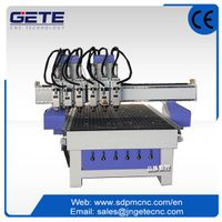 P2-6 multi-head woog relife cnc router