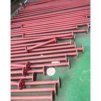 stainless steel pipe lined PTFE
