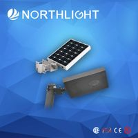 Hot Sale Integrated Solar 25W LED Street Light (with Motion Sensor) thumbnail image
