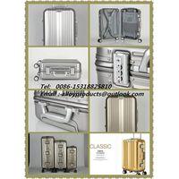 complete aluminium trolley bags