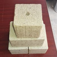 wood sawdust block for pallet