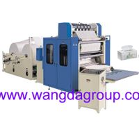 Automatic Box-Drawing Face Tissue Machine WD-FTM2-180/190/200/210/2-6