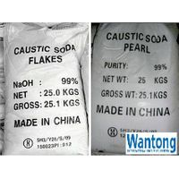 Caustic Soda Flakes and Pearls 99%