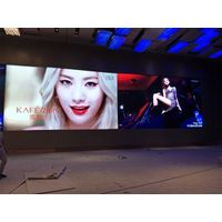 rgb led panel indoor p4 led commercial advertising display with high resolution