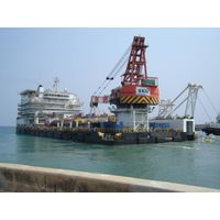 Pipe line Accommodation barge, 500 tons crane 2011,Ref C4133 thumbnail image