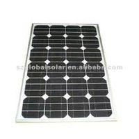 55W Monocrystalline Solar Panel