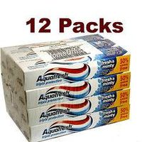 AQUAFRESH 100ml Triple Action Toothpaste