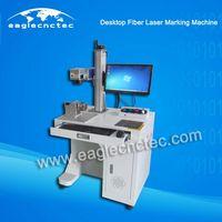 20w Fiber Laser Marking Machine Nameplate Engraving Machine thumbnail image