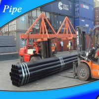 Seamless SMLS steel pipe