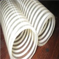 Flexible high pressure PVC Helix suction & delivery hose thumbnail image