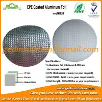 EPE coated aluminum foil as air conditioning insulation material thumbnail image