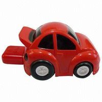 Plastic car usb flash drive