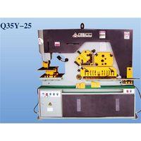 DIW-120E/L hydraulic Ironworker