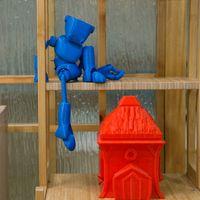 OEM and ODM 3d Rapid Prototyping 3d Drucken 3D Druckservice Kunststoff 3D Metalldruck thumbnail image