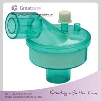 Medical surgical supplies Heat & Moisture Exchanger (HME filiter) with combined type in CE/ISO certi