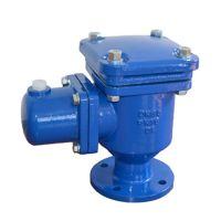 Double ball air release valves thumbnail image