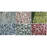 sell many sizes and colours of pebble stone from China thumbnail image