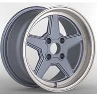 15X8 Aftermarket alloy wheels