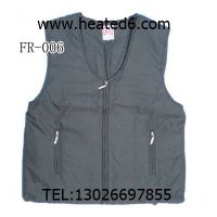 far infrared li-ion polymer battery heating vest