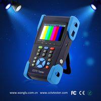 3.5 inch TFT-LCD AHD/CVI/TVI/SDI cctv tester/cctv tester pro